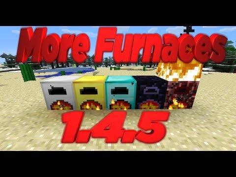 Minecraft 1.4.7/1.4.6 - Como instalar More Furnaces MOD ...