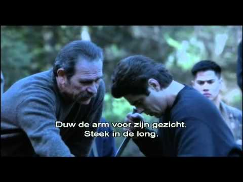 The Hunted (2003) Training Scene