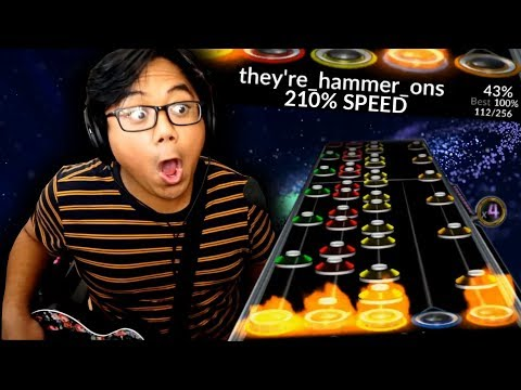 My first Guitar Hero montage in a long time…