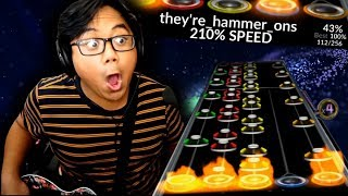 My first Guitar Hero montage in a long time...