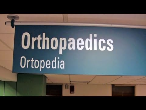 A Day In The Life: Orthopedics