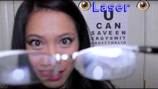 ASMR 3D Eye Exam and Lasik Consultation Roleplay by FairyChar