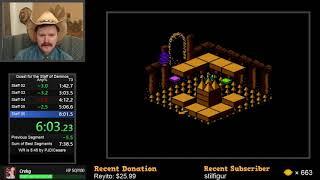 Solstice NES speedrun in 7:57 by Arcus