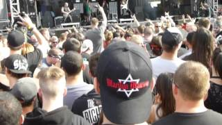 All That Remains - Two Weeks (live) - @ Aftershock 10/24/15