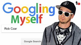 Googling Myself - Man Vs Youtube