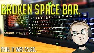 Space Bar Fix. (CS:GO rage, Razer black widow chroma)