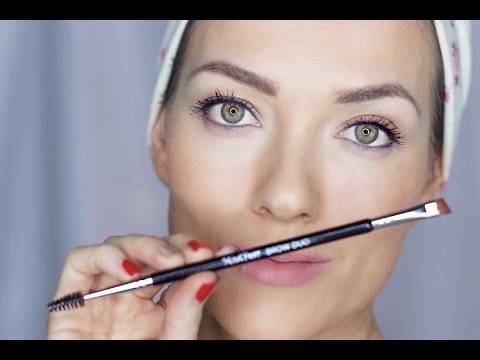 Brow Tutorial for Beginners - MintPear