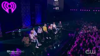 Bts iHeart Radio Halsey, SUGA & BTS — SUGA's Interlude