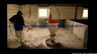 PIANOWNICA LS10, LS12 P.A. mycie pianowe, dezynfekcja, Centralny System Mycia, POLHYDRA.PL