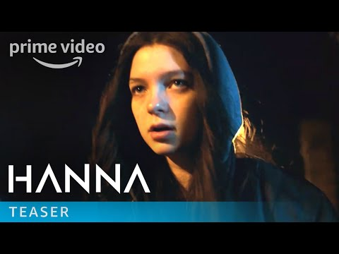 Hanna Season 1 - Super Bowl Ad | Prime Video