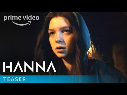 Hanna Season 1 - Teaser: Super Bowl Ad   Prime Video