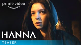 Hanna Season 1 - Super Bowl Ad | Prime Video