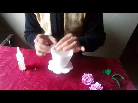Como fazer uma xícara