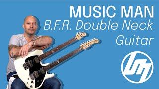 Music Man B.F.R. Double Neck Guitar - Oddities & Rarities | Better Music