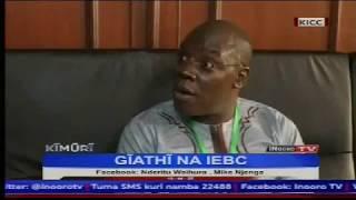 Kimuri: Giathi na IEBC (Part 2)