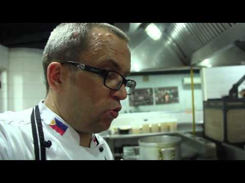 Cooking with Chef Chris Locher - Spaghetti Salsiccia with Kalamata Olives