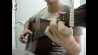 """My Love"" Westlife[Solo guitar cover by ackhoapham]"