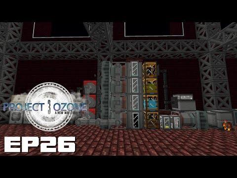 Project Ozone 3 EP26 - Mekani       PneumaticCraft! - PakVim net HD