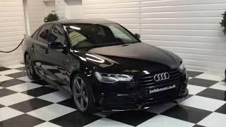 2015 (15) Audi A6 2.0 TDi Ultra Black Edition Manual 190BHP (For Sale)
