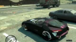(HD)GTA 4  MODS(Cars,Bike,Funny etc..)