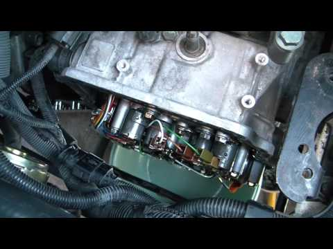 2004 jetta tiptronic solenoid replacement youtube. Black Bedroom Furniture Sets. Home Design Ideas