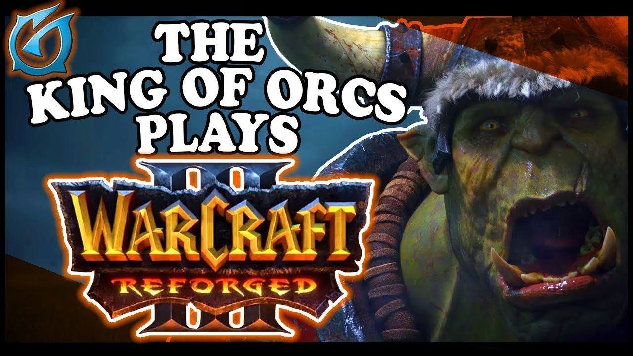 WarCraft 3 Reforged   NEW Upcoming Xbox,PS4,PC Games of EARLY 2019    Cinematics Trailer Ep  02