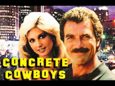 Concrete Cowboys -  American made-for-television western adventure film