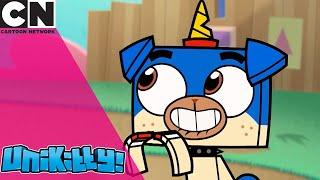 Unikitty! | Time Trap! | Cartoon Network UK
