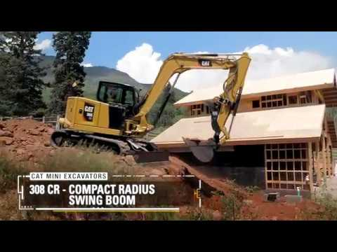 Overview of the Cat® Next Generation Mini Excavators - 7-10 Ton Models