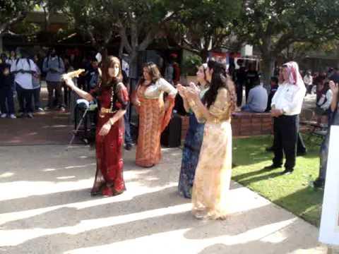 City College Kurdish event