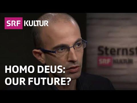 Yuval Noah Harari About The Future Of Humanity | Talk-TV | Sternstunde Philosophie | SRF Kultur