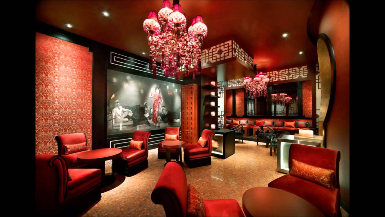 Traditional Chinese Interior Design - YouTube