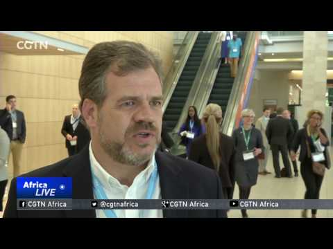 Annual Mining Conference Opens In South Africa's Cape Town