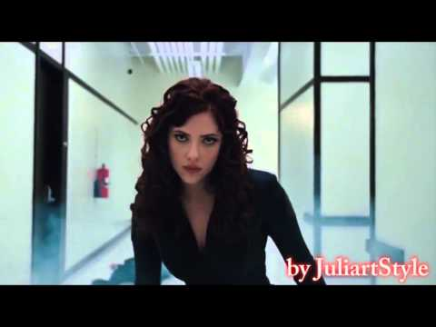 Scarlett Johansson - Fight Scenes