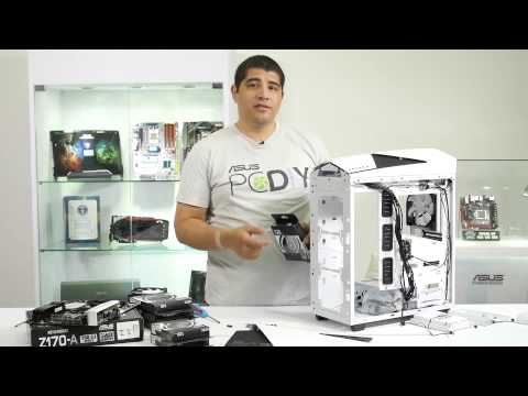 How To Build A Z170 Gaming PC From Start-to-Finish Featuring ASUS Z170