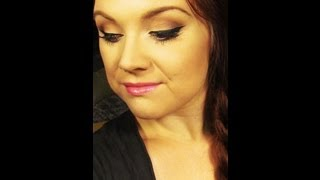 Go-To-Glam Makeup Tutorial Thumbnail
