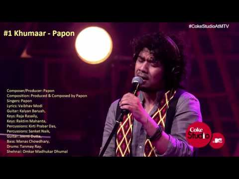 Top 15 coke studio India songs