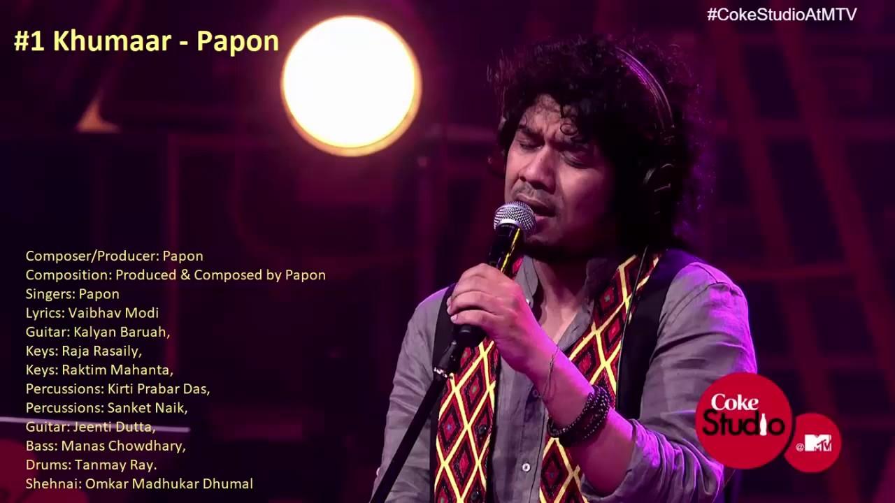 10 Best songs of Coke Studio India-Pakistan Jukebox | All ...