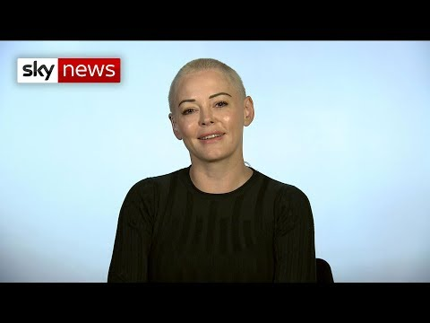 Rose McGowan on MeToo and the 'cult of Hollywood'