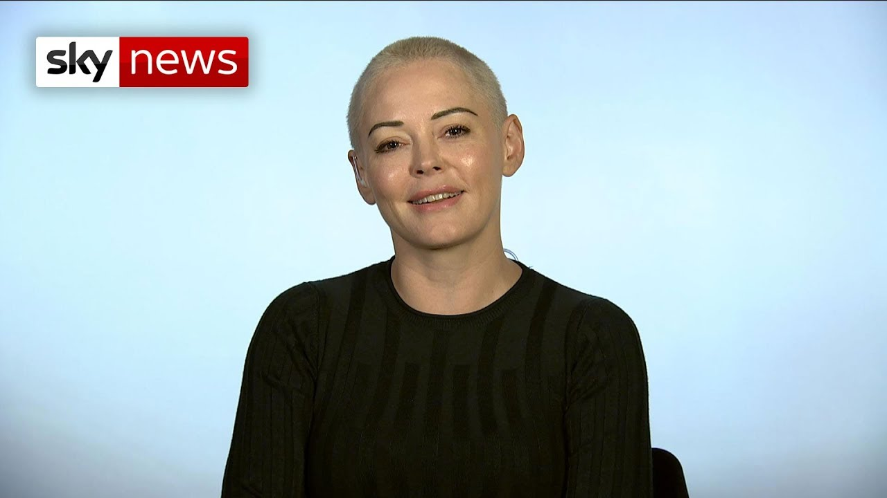 Rose McGowan accuses Democrats of being in a 'deep cult'