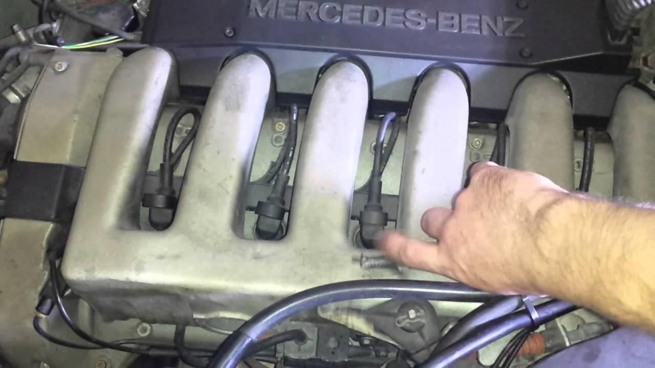 Mercedes throttle actuator rebuild