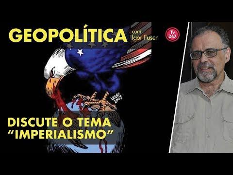 Imperialismo: A crise Brasileira e os interesses dos EUA