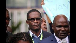 Ezra Chiloba's path narrows as Chebukati makes administrative turns