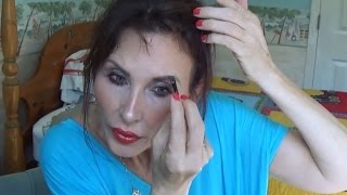Carli Bybel Palette | Tom Ford Ravish | Charleston Wedding Makeup Artist
