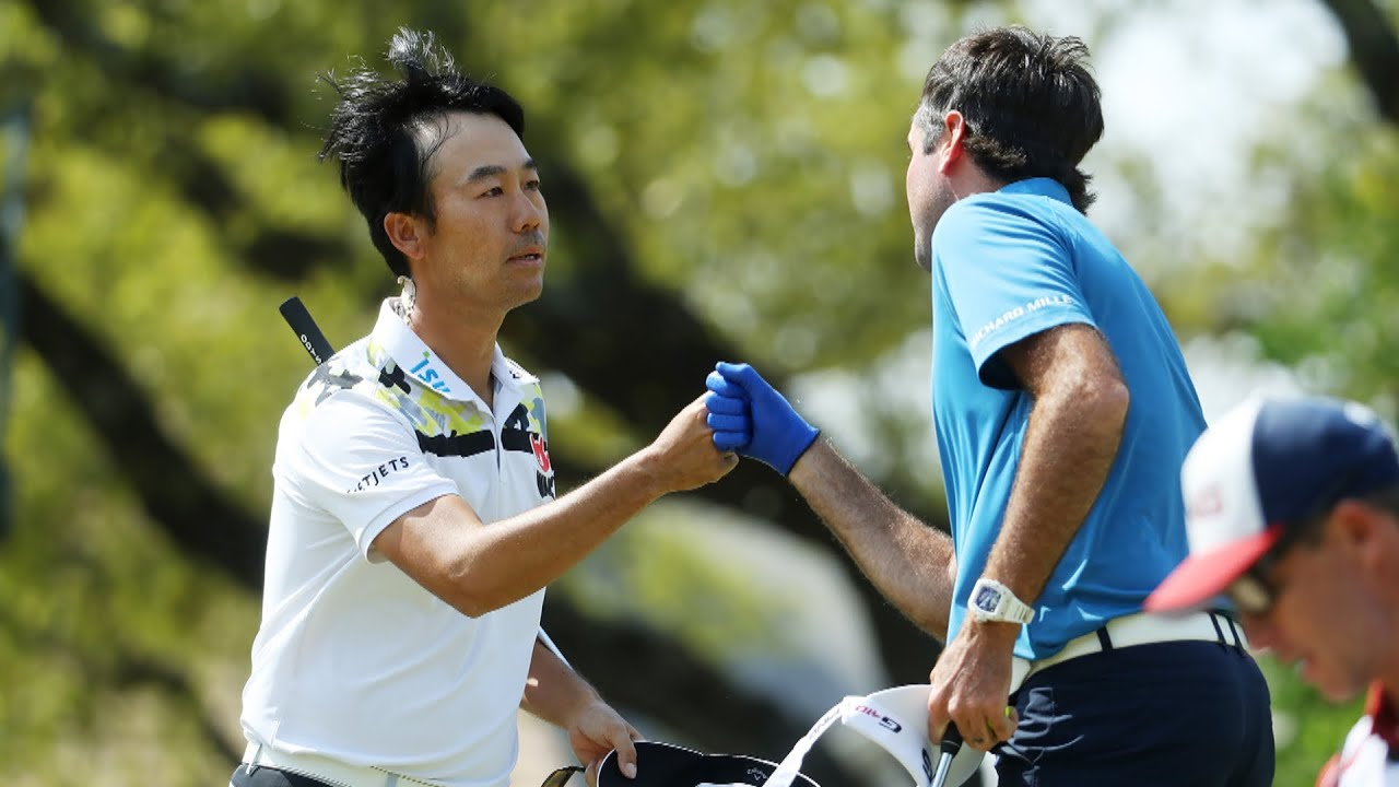 Kevin Na relives his victory over Bubba Watson in the 2019 WGC-Dell Match Play