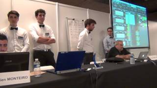 Finale des DUELS de TRADING FOREX 2014: Julien MONTEIRO vs Davide Biocchi 4/6