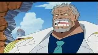 One Piece Garp AMV In The Navy (GS)