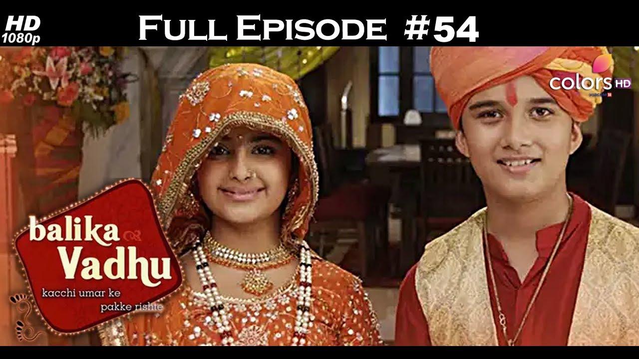 Download Balika Vadhu In English - Full Episode 54