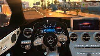 Mercedes Benz C63 AMG 2019 - G…