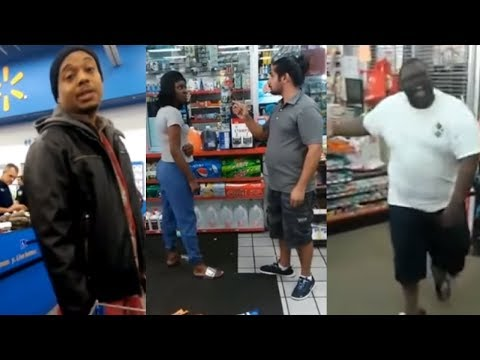 Craziest Customers Caught On Camera Causing Chaos!
